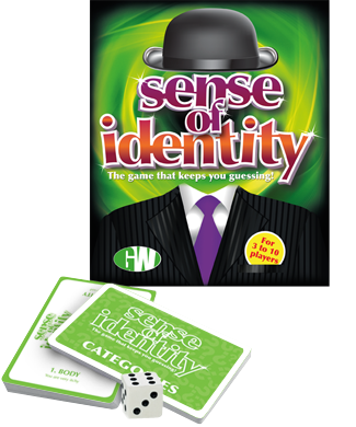 Sense of Indentity the great new game